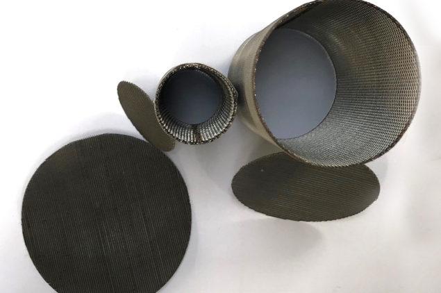 Filtri lavorazione materie plastiche