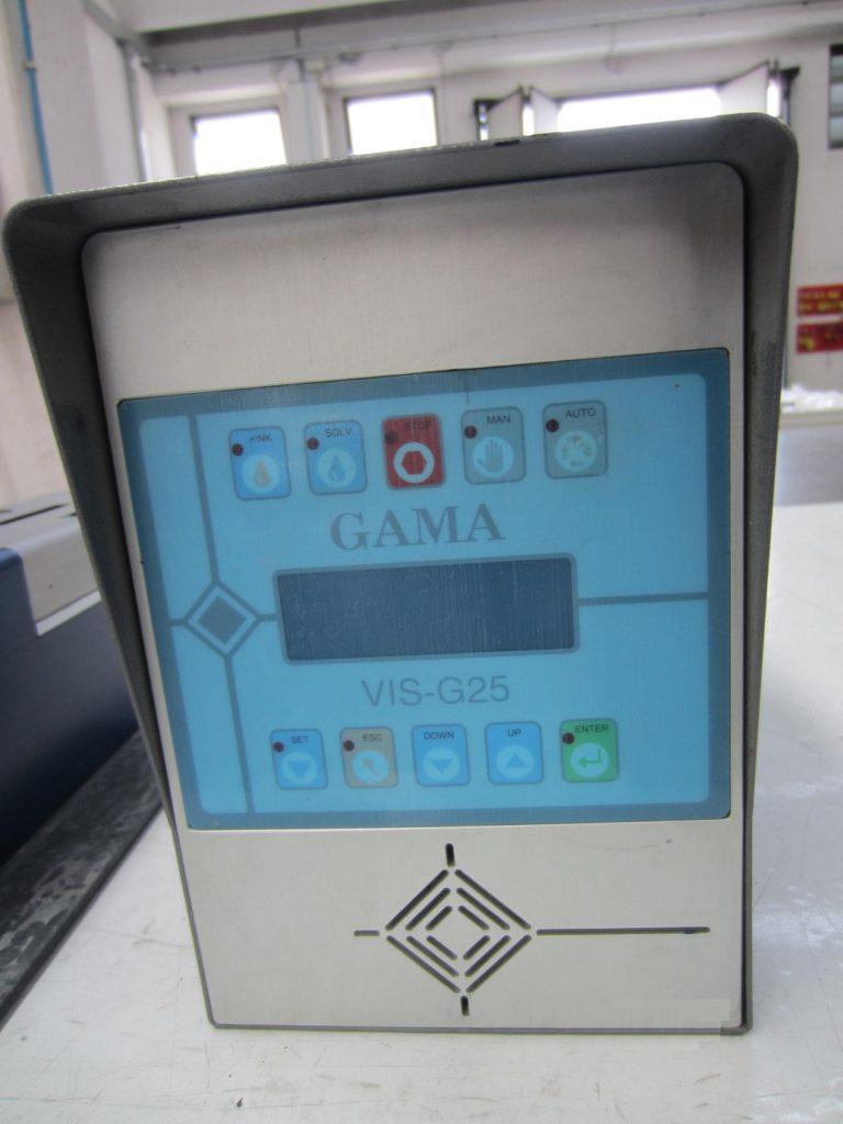 VISCOSIMETRO MARCA GAMMA MODELLO G25 ANNO 2005 COMPLETO DI CENTRALINA